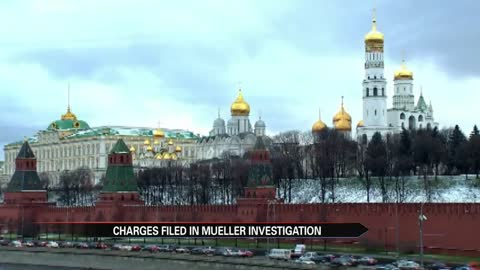 First charges filed in Mueller investigation