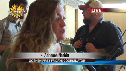 Goshen and South Bend kick off July with First Fridays