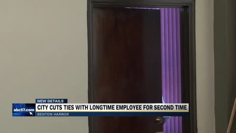 Former Benton Harbor City Manager speaks out after being fired...