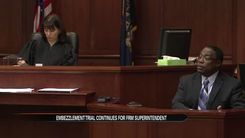 Former BH superintendent testifies in embezzlement trial