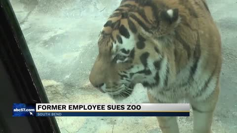 Former employees sues Potawatomi Zoo over discrimination, alleges unsafe environment for animals