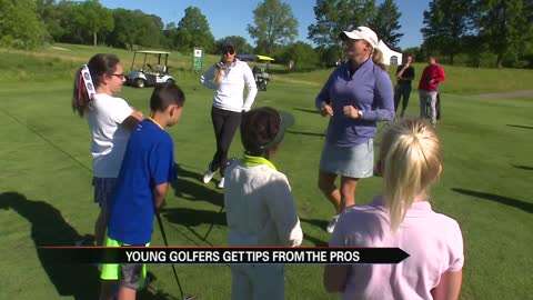 Four Winds Invitational: Junior golf clinic