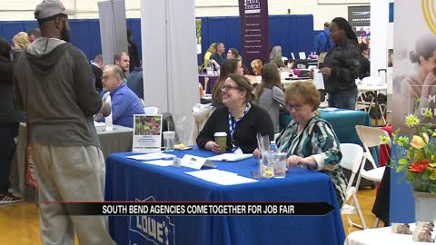 Free transportation available for community career fair on April 5