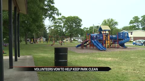 Community leaders act to clean up Fremont Park