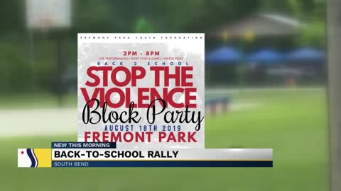 Fremont Youth Foundation hosting annual Stop the Violence Rally...
