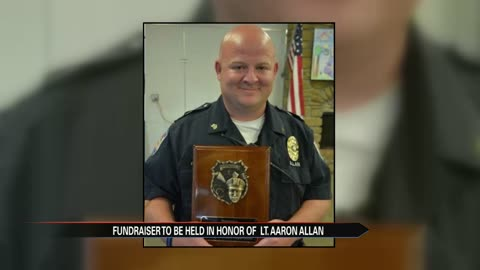 Fundraiser planned to send fallen Indiana officer's family to D.C.