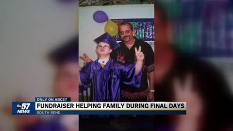 Fundraiser begins to help family prepare for man's final days