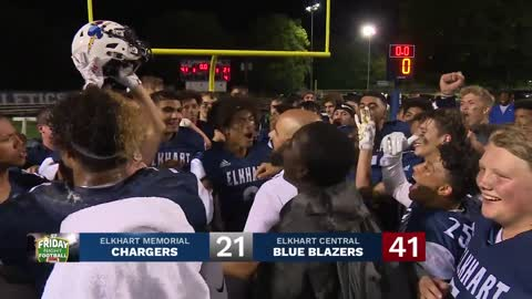 Elkhart Central wins final Mangy Lion matchup