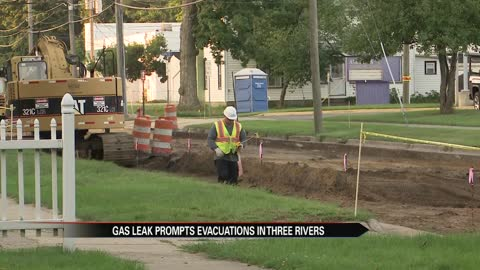 Residents can return home after gas leak in Three Rivers