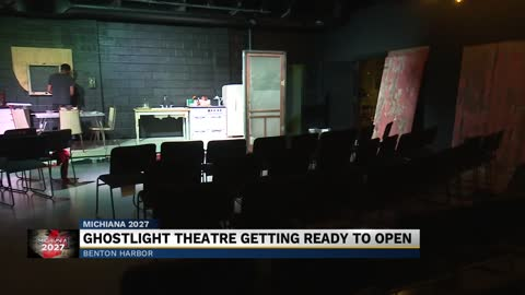 New theater preparing for first production