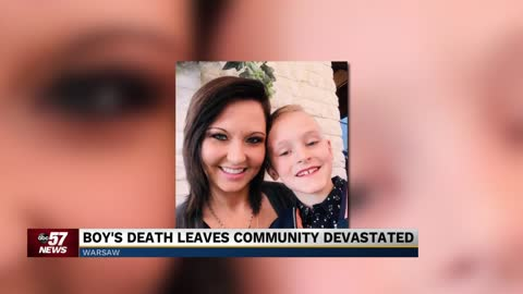 8-year-old killed in car accident identified