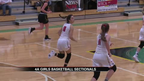 Local girls hoops sectional play begins