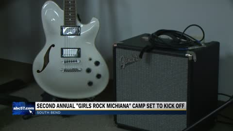 Girls Rock day camp empowers girls through music