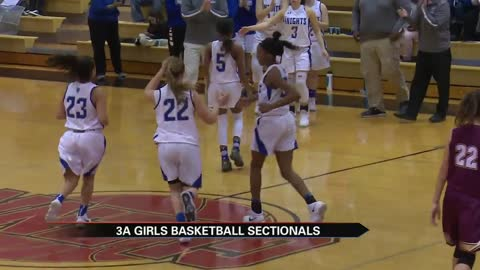 Glenn and Marian girls win to set sectional final showdown