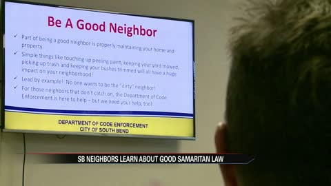 'Good neighbor' workshop teaches neighborhood clean-up do's and don't's