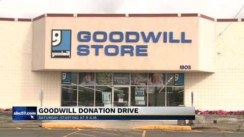 Goodwill hosts Stuff a Truck donation drive on Saturday