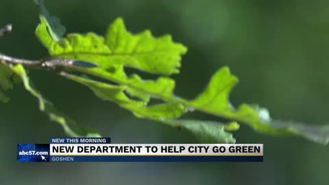 City of Goshen considering ordinance that could create environmental department within city