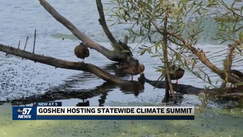Goshen hosting statewide climate summit focusing on floodwater