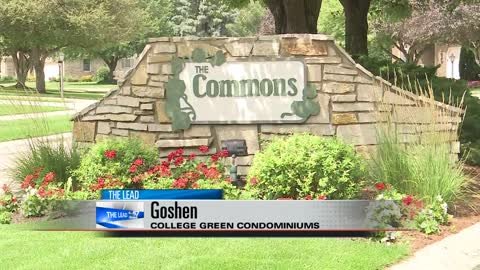 Goshen residents frustrated about new construction next door