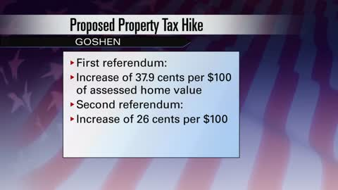 Voters approve both Goshen Schools millage proposals
