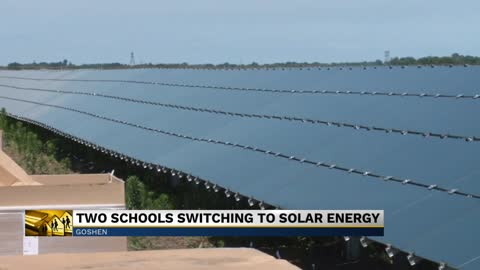 Goshen Schools will begin plan to go green
