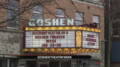 Goshen Theater celebrating successful renovation campaign with...