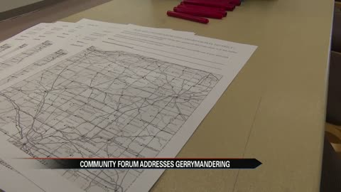 Goshen voters discuss gerrymandering in Indiana