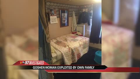 Goshen woman locked in her basement by own family shares her story to help others