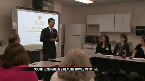 Green & Healthy Homes Initiative partners with the city of South Bend to improve homes