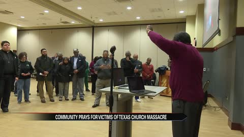 Prayer vigil in South Bend calls for an end to violence