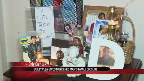 Guilty plea gives the family of murdered teen D'Angelo Jennings closure