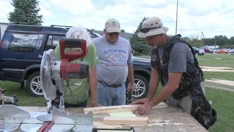 Elkhart County family of twelve getting a new home from Habitat for Humanity