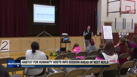 Habitat for Humanity holds meeting to assist citizens applying...