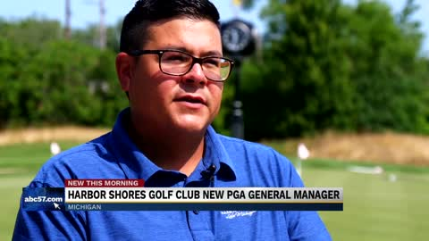 Harbor Shores Golf Club's new general manager hopes to revitalize Benton Harbor