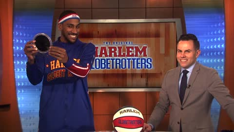 Harlem Globetrotters to perform at Purcell Pavilion Saturday