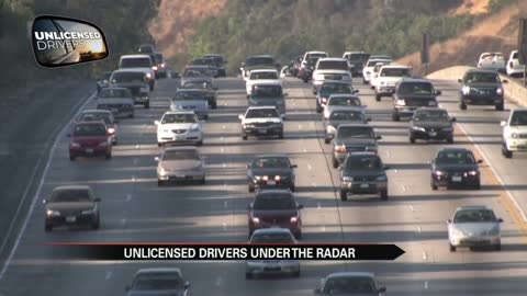 High rate of unlicensed drivers are driving under the radar