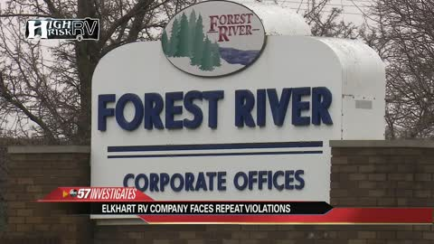 Forest River violations top $250,000, workers blame drug use and poor safety practices