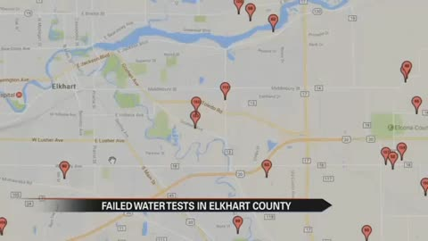 High levels of arsenic found in Elkhart County water, plan on its way