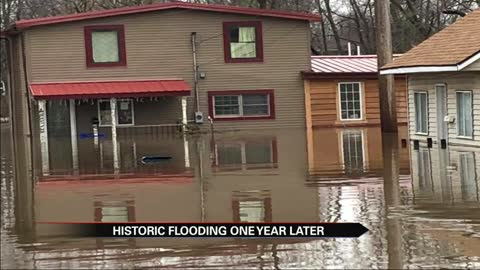 Marshall County community reflects on historic flooding one year...