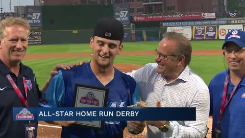Home Run Derby highlights All-Star Fan Fest in South Bend