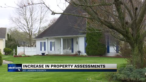 St. Joseph County homeowners feeling sticker shock after increased property assessments