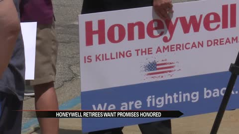 Honeywell retirees to fight for promised lifetime healthcare coverage
