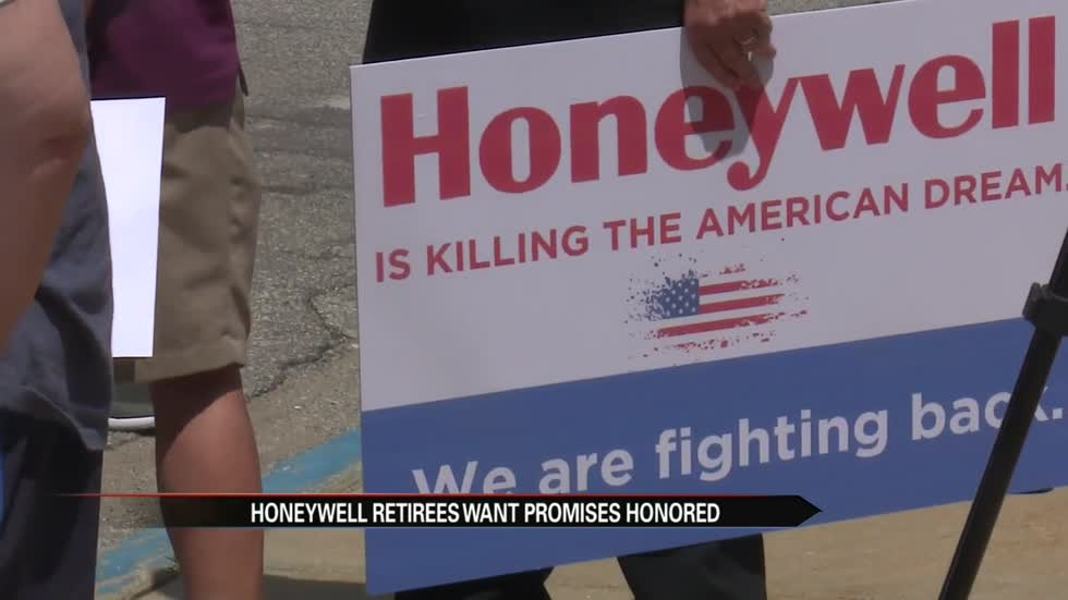 Honeywell retirees to fight for promised lifetime healthcare