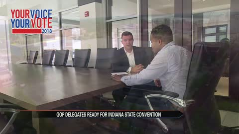Hoosier delegates look forward to Indiana Republican State Convention