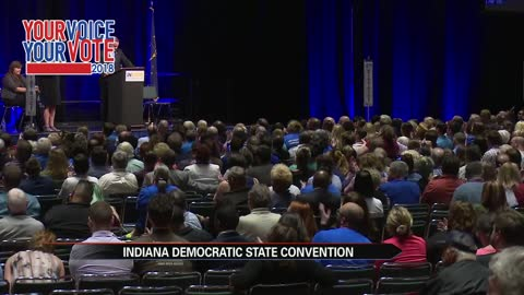 Hoosier delegates rally around the issues in the 2018 midterms