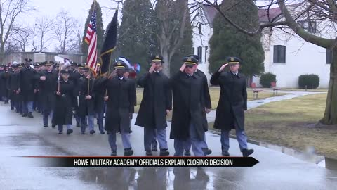 Howe Military Academy officials explain closing decision