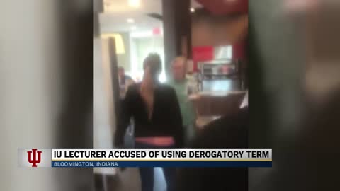 Hundreds call for IU professor to be fired after an alleged verbal abuse incident at McDonald's