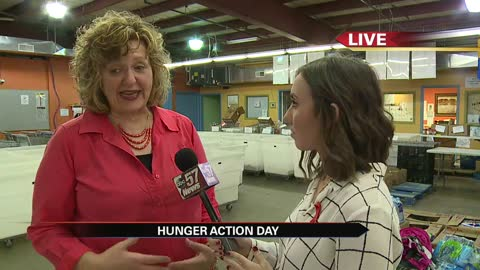 Hunger Action Day efforts seek to end hunger in Michiana