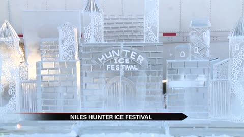 14th Annual Hunter Ice Festival begins Friday