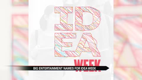 Idea Week set in full swing Monday